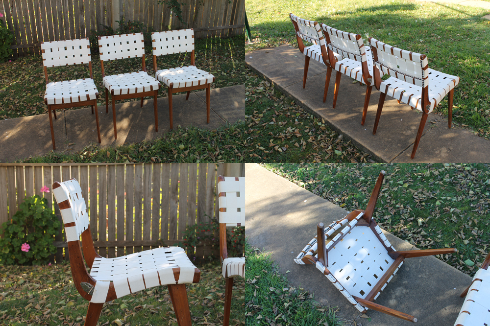 Mid Century Design - Snelling Chairs