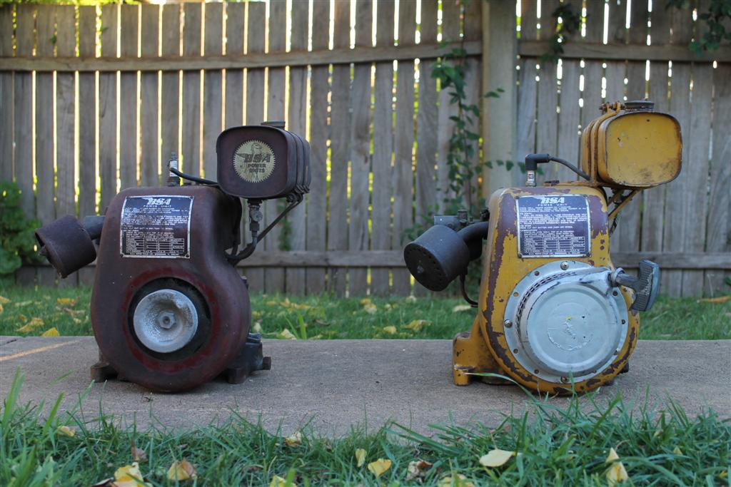May 2014 blog of 20th century salvation for Stationary motors for sale