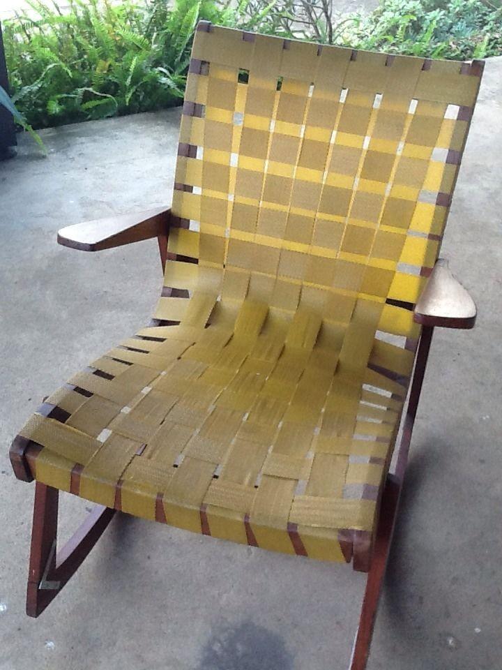 Douglas Snelling rocking chair