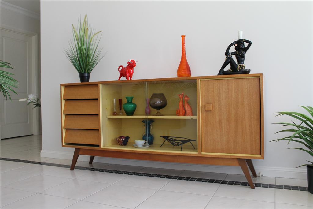 Douglas Snelling 1950's Sideboard