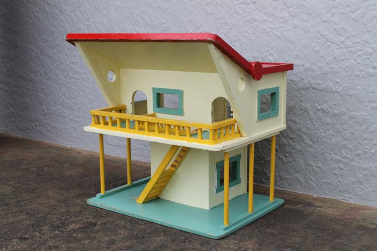 1960's Retro House toy