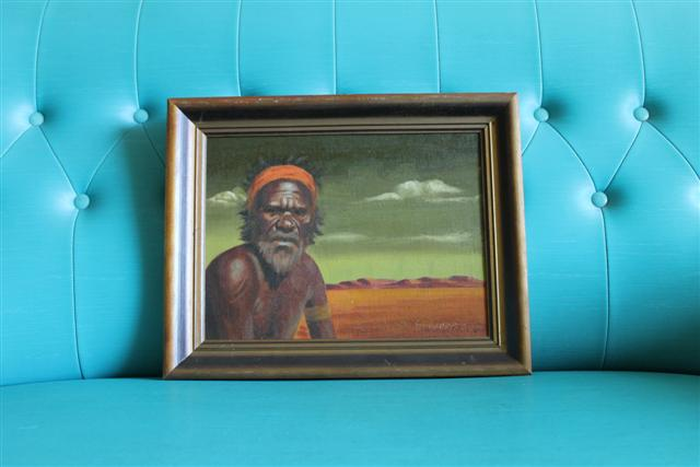 Aboriginal Head