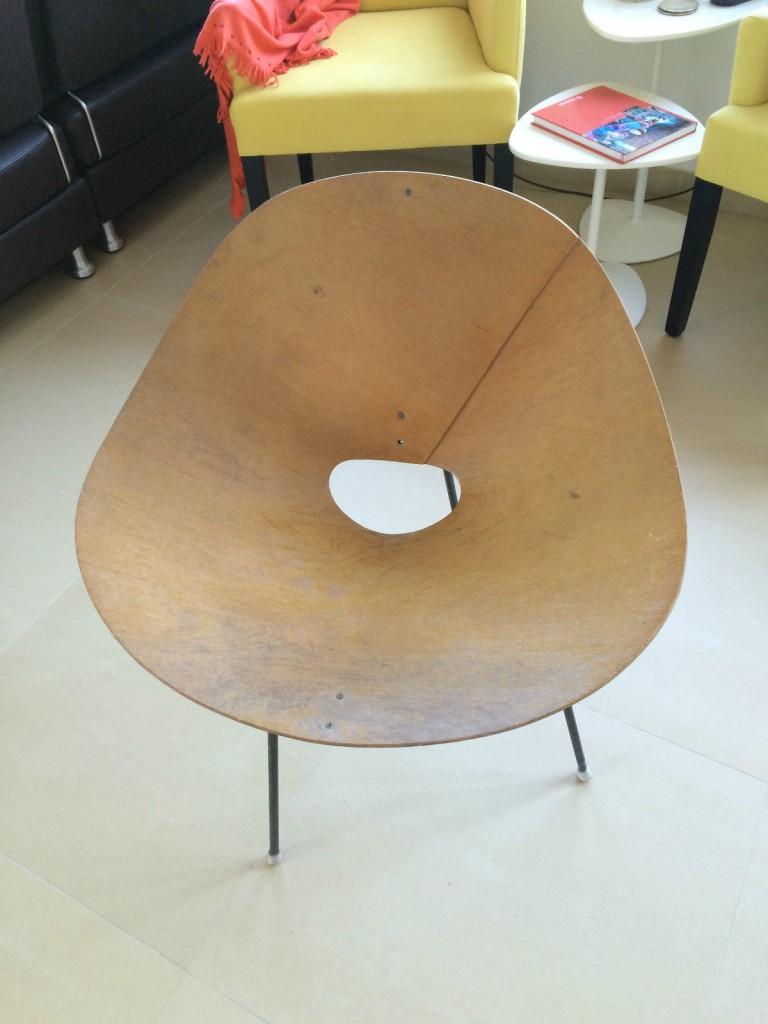 Mid Century Kone Chair