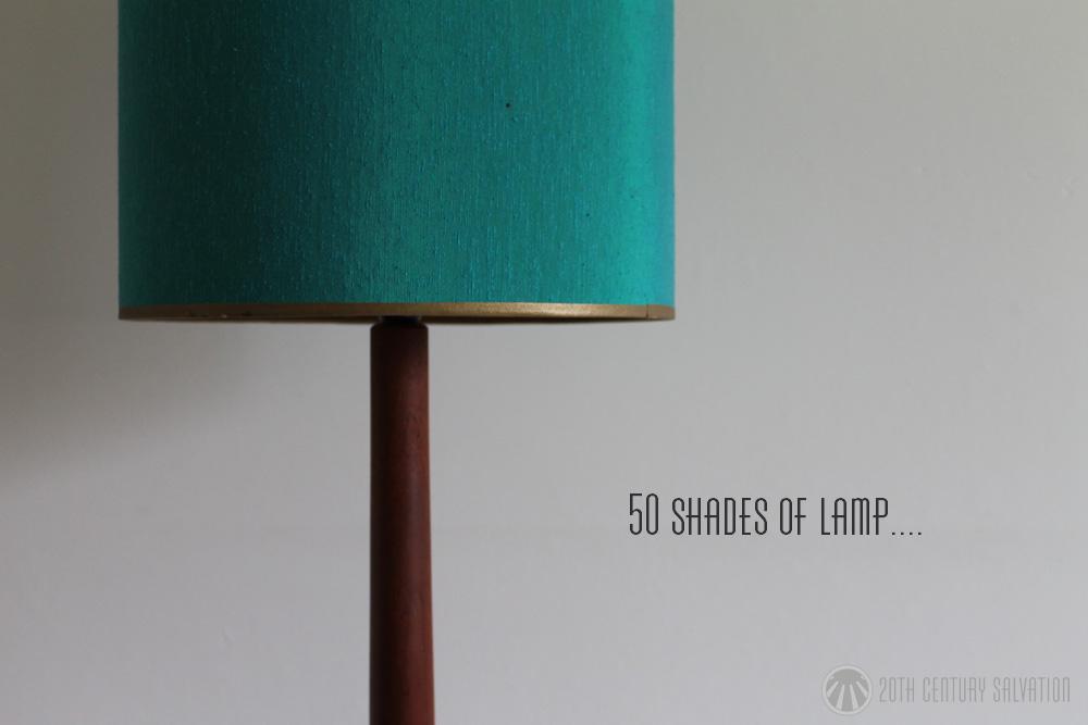 50 Shades of Lamp