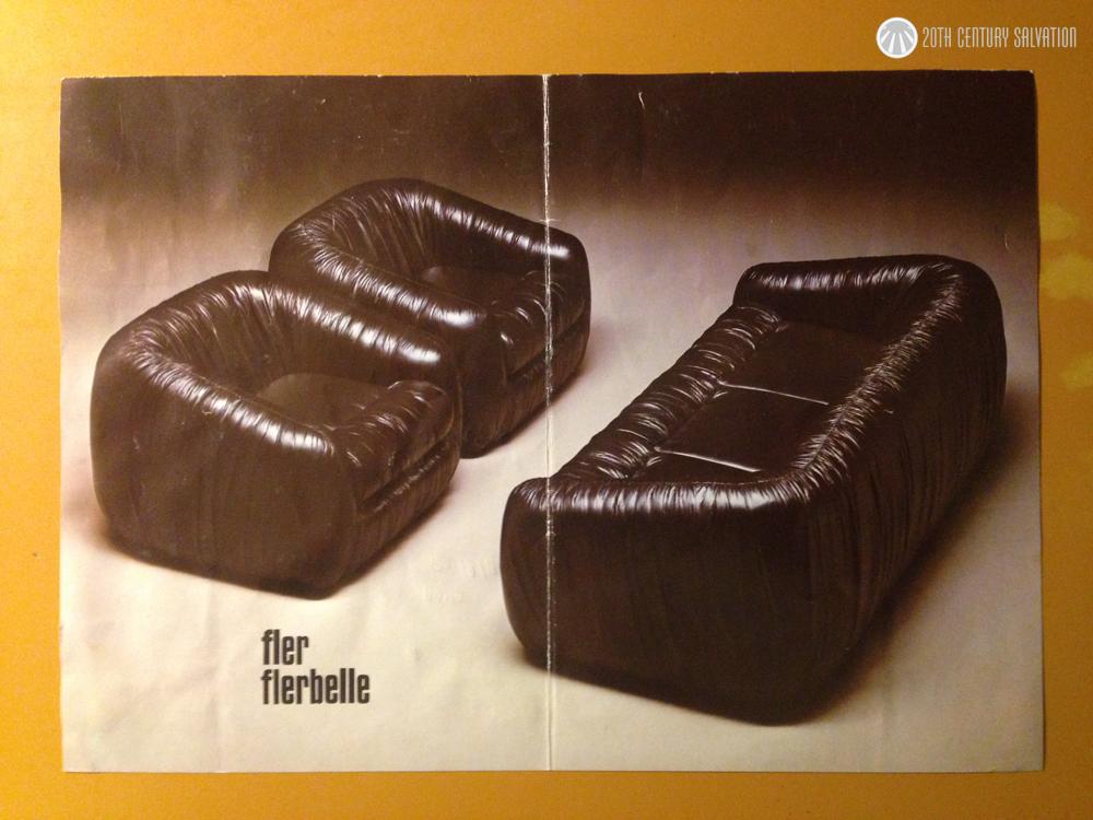 1960's/70's Fler Lounge Catalogue