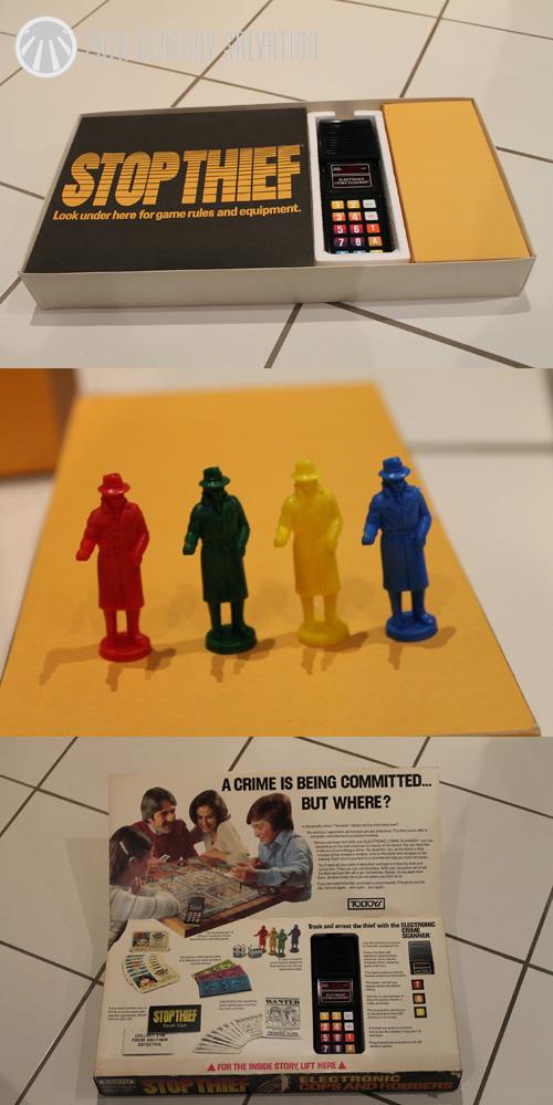 1980's board games