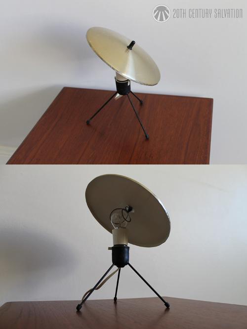 1950's TV Lamp Australian